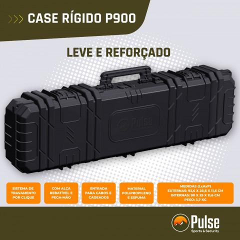 MALETA / CASE PARA 1 ARMAS LONGA PULSE P900
