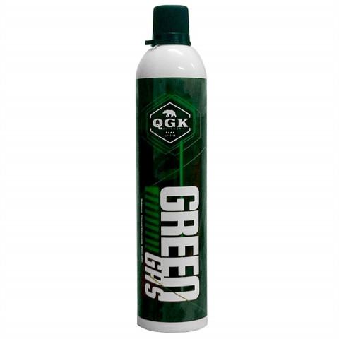 CILINDRO GREEN GÁS QGK COM SILICONE COM BICO - 600ml