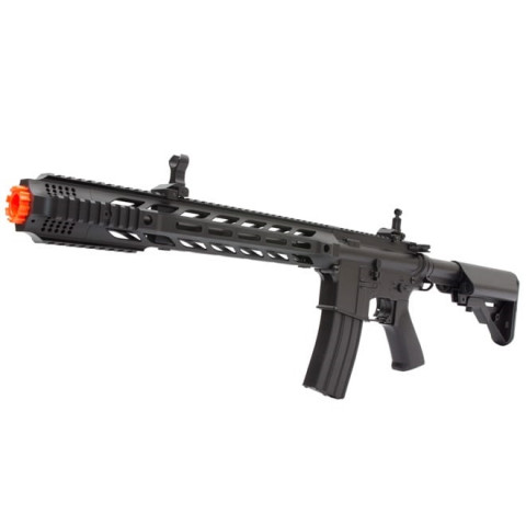 RIFLE AIRSOFT AEG M4A1 CM518 - CYMA - BLACK - 6mm ELÉTRICO (110/220 VOLTS)