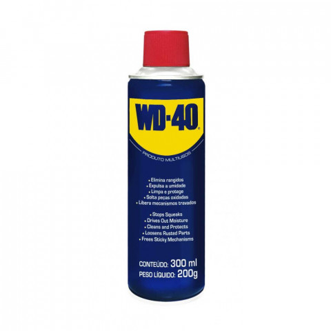 WD40 SPRAY TRADICIONAL 300 ml