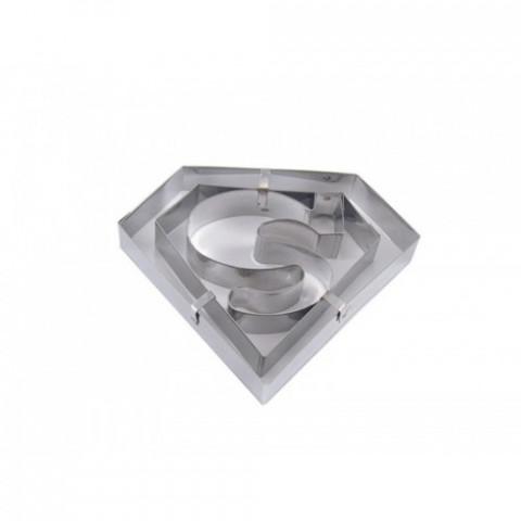 CORTADOR SUPERMAN (INOX) - CAPARROZ