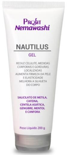 Nautilus Gel Redutor 200 g