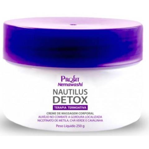Nautilus Creme de Massagem Corporal 250 g
