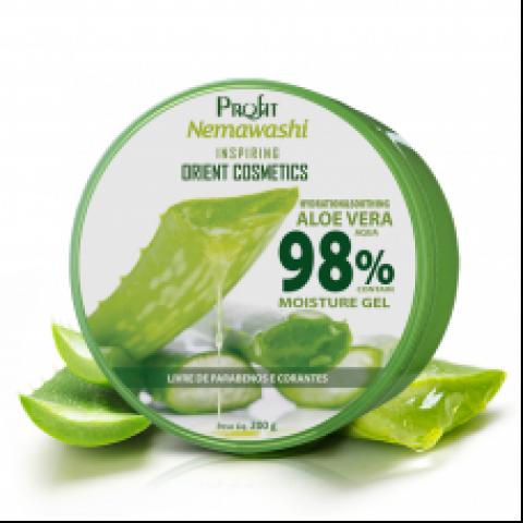 Aloe Vera 98% Hidratante 200g