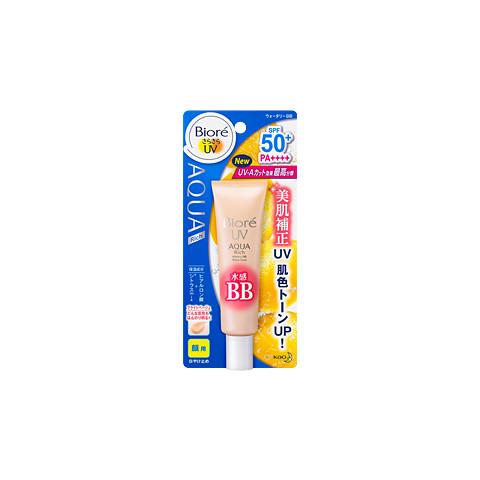 BB Cream Bioré Aqua Rich Watery Base 50+ PA+++