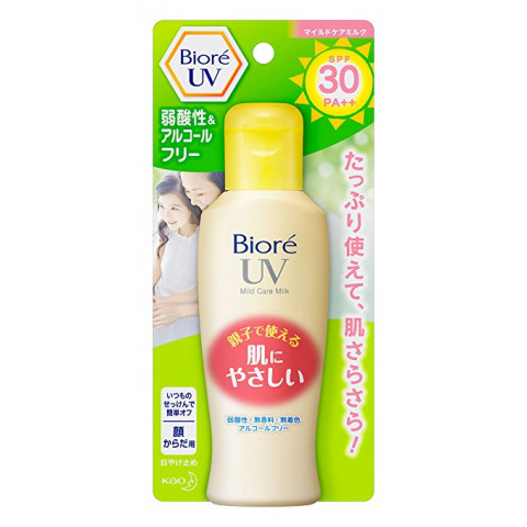 Bioré Uv Mild Care Milk 30 Pa++