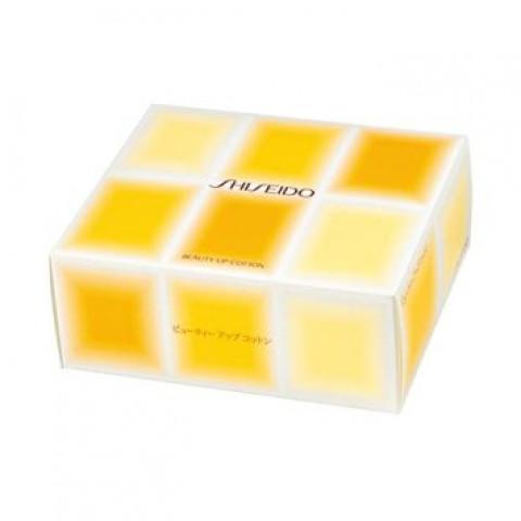 Pad de Algodão Shiseido Beauty Up Cotton
