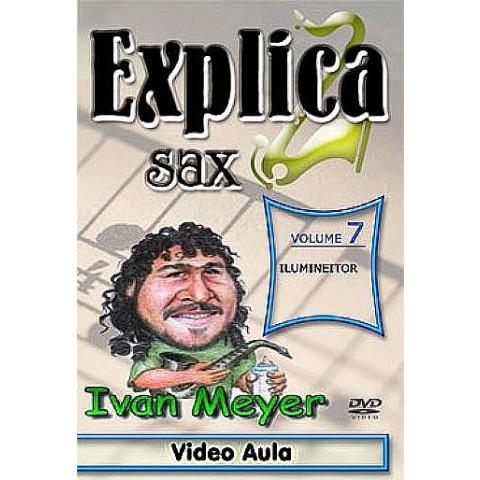 Vídeo Aula em DVD Vol.07-Como detectar vazamentos e regular seu sax - Ilumineitor