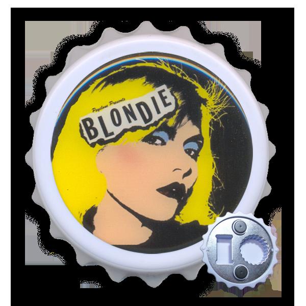 Abridor Resinado com Imã - Blondie