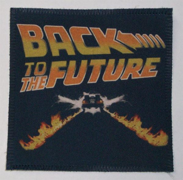 Patch De Volta ao Futuro