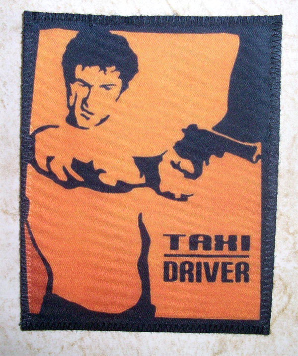 Patch Taxi Driver