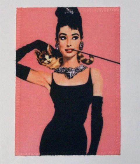 Patch Audrey Hepburn