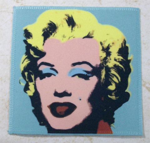 Patch Marilyn Monroe