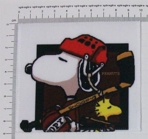 Patch Snoopy