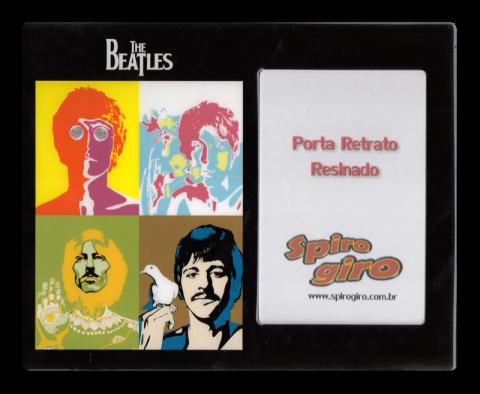 Porta Retrato Resinado The Beatles