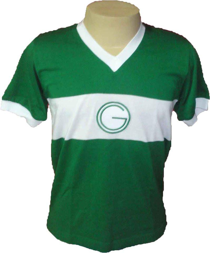 Camisa retrô do Goiás 1945 - Confecção em até 18 dias uteis