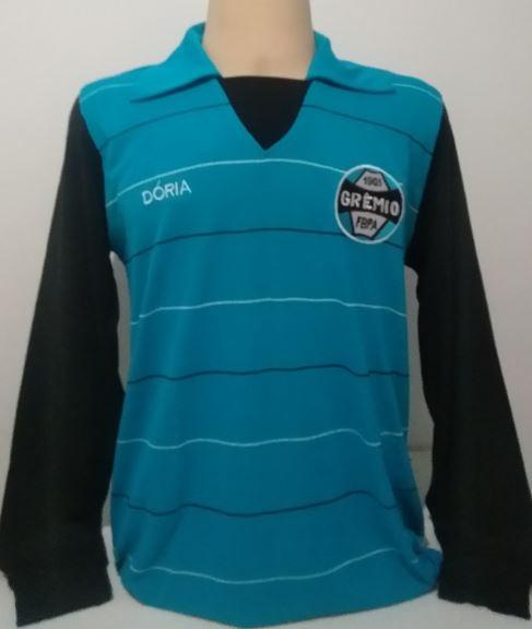 Camisa Retrô do Grêmio 1983 goleiro ml - Confecção em até 18 dias úteis.
