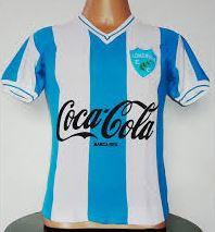 Camisa Retrô do Londrina Coca-cola - Confecção em até 18 dias úteis