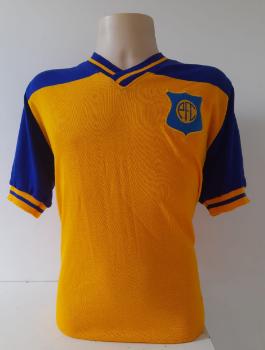 Camisa retrô do Paulistano Década de 90 - Confecção em até 20 dias úteis.