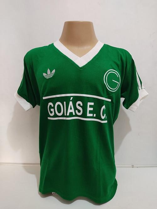 Camisa retrô do Goiás 1980 - Confecção em até 18 dias úteis.
