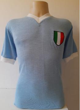 Camisa Retrô do Lazio 1974 - Confecção em até 18 dias úteis.