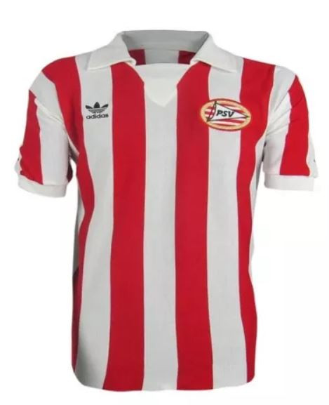 Camisa Retrô do PSV - Confecção em até 18 dias úteis.