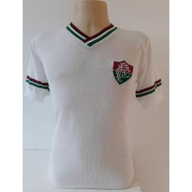 Camisa Retrô do Fluminense 1952 TELÊ - Confecção em até 18 dias úteis.