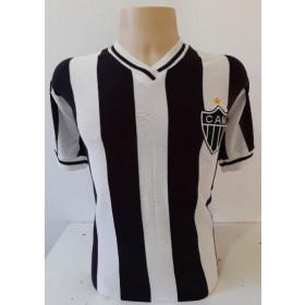 Camisa retrô do Atlético Mineiro 1982 - Confecção em até 18 dias