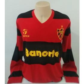 Camisa Retrô do Sport 1989/90 Manga longa - Confecção em até 18 dias úteis.