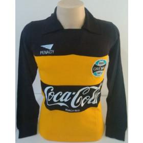 Camisa retrô do Grêmio 1989 do Goleiro Mazzaropi - Confecção em até 18 dias uteis