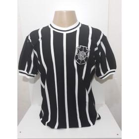 Camisa retrô Rio Branco Atletico Clube - Confecção em até 18 dias uteis
