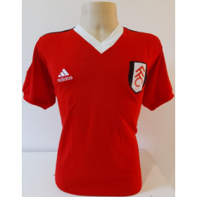 Camisa Retrô do Fulham - Confecção em até 18 dias úteis.
