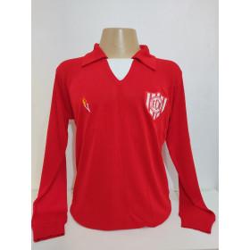 Camisa Retrô do Noroeste de Bauru década de 80 Manga Longa - Confecção em até 18 dias úteis.