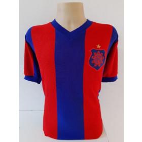 Camisa Retrô do Bonsucesso Listrada - Confecção em até 18 dias úteis.