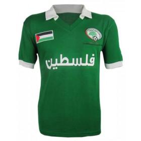 Camisa Retrô da Seleção da Palestina - Confecção em até 18 dias úteis.
