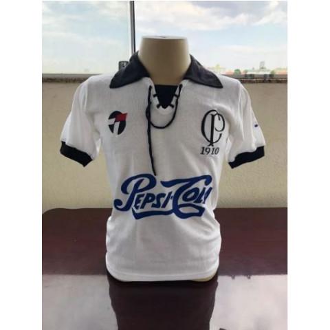 Camisa retrô do Corinthians 1910 - Confecção em até 18 dias