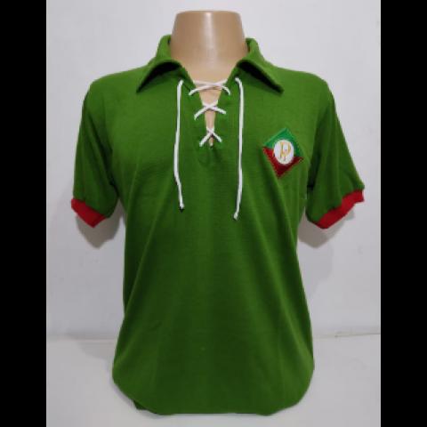 Camisa Retrô do Cruzeiro 1921 - Confecção em até 18 dias úteis.