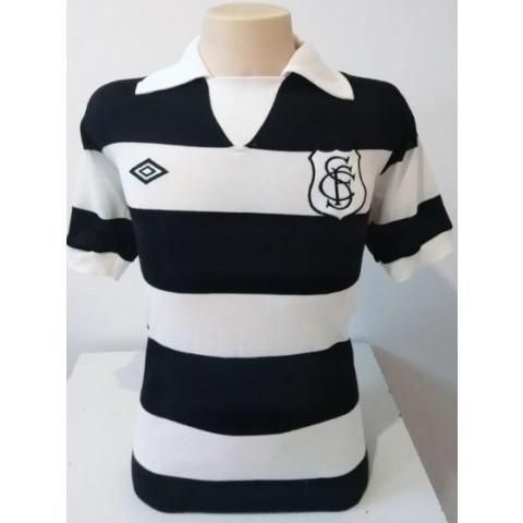 Camisa Retrô do Santos 1943 - Confecção em até 18 dias úteis.