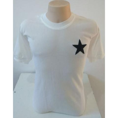 Camisa Retrô do Botafogo PB 1944 - Confecção em até 18 dias úteis.