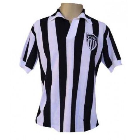 Camisa retrô do Atlético Mineiro 1950 - Confecção em até 18 dias
