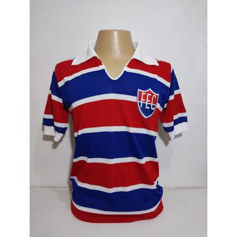 Camisa Retrô do Fortaleza 1960 - Confecção em até 18 dias úteis