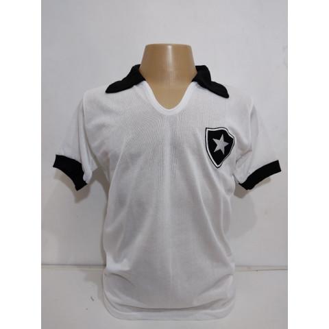 Botafogo 1962 Branca - Confecção em até 18 dias úteis