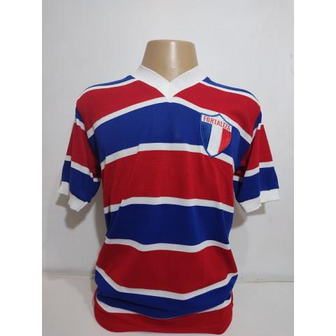 Camisa Retrô do Fortaleza 1963 - Confecção em até 18 dias úteis.