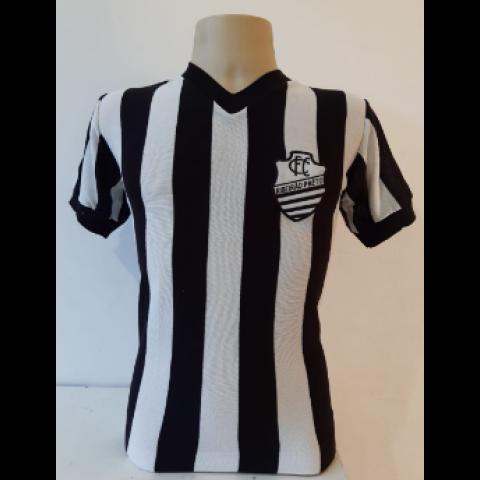 Camisa Retrô do Comercial F.C Ribeirão Preto 1966 - Confecção em até 18 dias úteis
