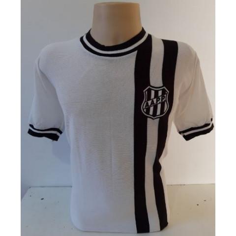 Camisa retrô da Ponte Preta 1969 - Confecção em até 18 dias