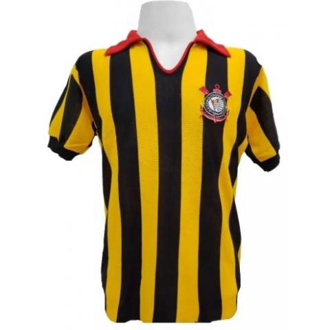 Camisa retrô do Corinthians 1969 - Confecção em até 18 dias