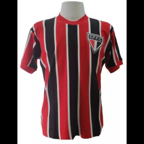 Camisa retrô do São Paulo 1970 - Confecção em até 18 dias