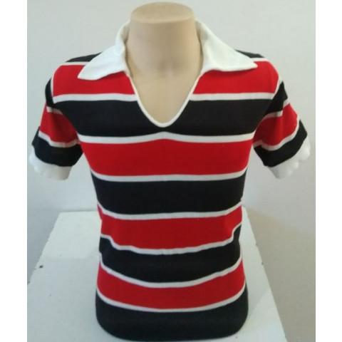 Camisa Retrô do Santa Cruz 1971 - Confecção em até 18 dias úteis.