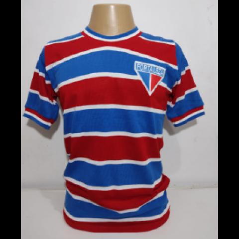 Camisa Retrô do Fortaleza 1974 - Confecção em até 18 dias úteis.