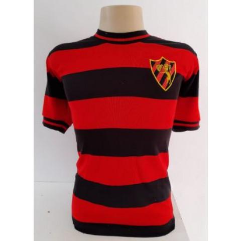 Camisa Retrô do Sport 1975 - Confecção em até 18 dias úteis.